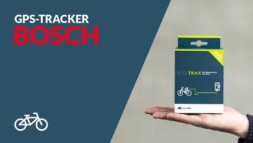 PowUnity - Bosch  BIKETRAX GPS - Tracker / E-Bike Diebstahlschutz