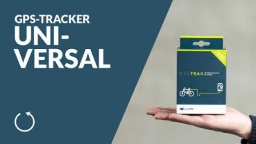 PowUnity - Universal  BIKETRAX GPS - Tracker / E-Bike Diebstahlschutz