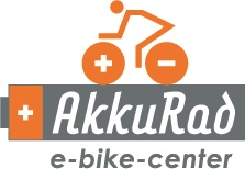 AkkuRad e-bike-center-Logo