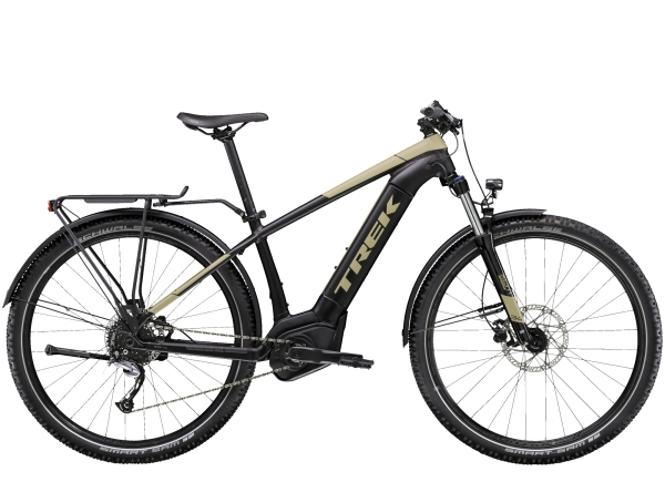 Trek Powerfly Sport 4 EQ Rh.XL black/quicksand