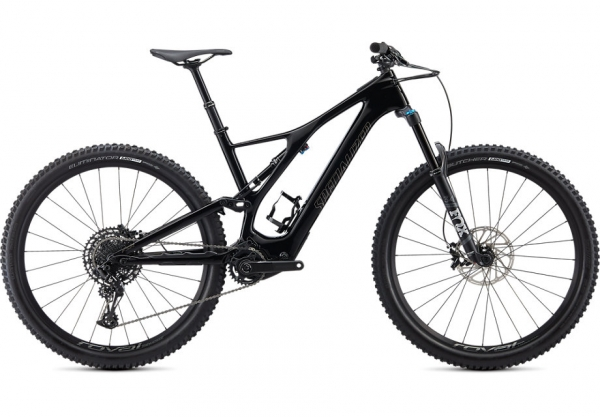 "Specialized Turbo LEVO SL COMP CARBON Rh.M black 29"" Specialized SL 1.1 Specialized SL1-320 Wh"